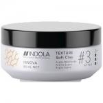 Фото Indola Professional Innova Texture Soft Clay - Клей для волос, 85 мл