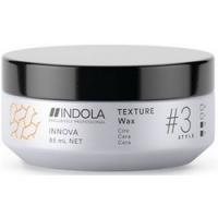 Indola Professional Innova Texture Wax - Текстурирующий воск для волос, 85 мл