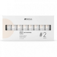 Indola Professional Root Activating Lotion - Лосьон-активатор роста волос, 8*7 мл