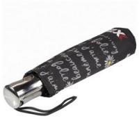 Купить Isotoner X-tra Solide Amour - Зонт автоматический суперпрочный, 3 сложения, Амур