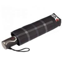 Купить Isotoner X-tra Solide Carreaux Homme - Зонт автоматический, суперпрочный, 3 сложения, Плитка крупная