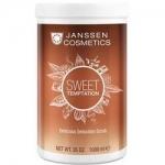 Фото Janssen Cosmetics Delicious Seduction Scrub - Скраб релаксирующий с экстрактом какао, 1000 мл