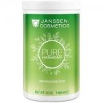 Фото Janssen Cosmetics Well Being Body Scrub - Скраб тонизирующий с экстрактом белого чая, 1000 мл