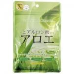 Фото Japan Gals - Курс натуральных масок для лица с экстрактом алоэ, 30 шт
