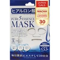 Купить Japan Gals Pure 5 Essential - Маски для лица с гиалуроновой кислотой для очень сухой кожи, 30 шт.