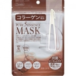 Фото Japan Gals Pure 5 Essential - Питательные маски для лица с коллагеном, 7 шт.