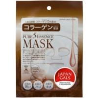 Купить Japan Gals Pure5 Essential - Маска с коллагеном, 1 шт.