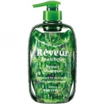 Фото Japan Gateway Reveur Fraicheur Repair Shampoo - Шампунь бессиликоновый для поврежденных волос, 340 мл