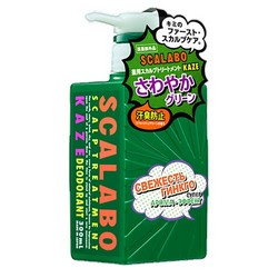 Japan Gateway Scalabo Kaze - Бальзам-кондиционер детоксикация и жизненный тонус, 300 мл