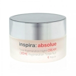 Фото Inspira:cosmetics - Легкий ночной регенерирующий лифтинг-крем 100 мл