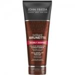 Фото John Frieda Brilliant Brunette Visibly Deeper - Кондиционер для создания насыщенного оттенка темных волос, 250 мл