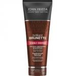 John Frieda Brilliant Brunette Visibly Deeper - Шампунь для создания насыщенного оттенка темных волос, 250 мл