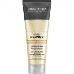 Фото John Frieda Sheer Blonde - Увлажняющий активирующий кондиционер для светлых волос, 250 мл