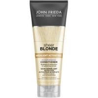 John Frieda Sheer Blonde - Увлажняющий активирующий кондиционер для светлых волос, 250 мл<br>