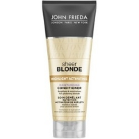 Купить John Frieda Sheer Blonde - Увлажняющий активирующий кондиционер для светлых волос, 250 мл
