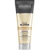 Купить John Frieda Sheer Blonde - Увлажняющий активирующий шампунь для светлых волос, 250 мл