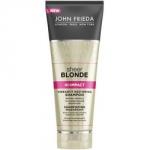 John Frieda Sheer Blonde Hi-Impact - Восстанавливающий шампунь для сильно поврежденных волос, 250 мл