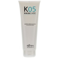 Kaaral K05 Sulphur Cream Shampoo - Шампунь на основе серы, 200 мл