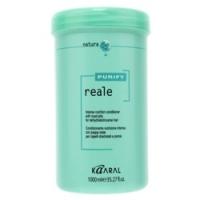Kaaral Purify Reale Conditioner - Интенсивный восстанавливающий кондиционер для поврежденных волос, 1000 мл  - Купить