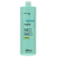 Kaaral Purify Reale Shampoo - Восстанавливающий шампунь для поврежденных волос, 1000 мл