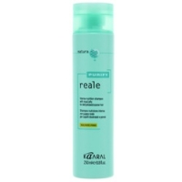 Купить Kaaral Purify Reale Shampoo - Восстанавливающий шампунь для поврежденных волос, 250 мл