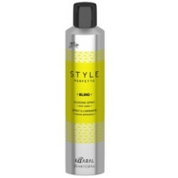 Kaaral Style Perfetto Bling Glossing Spray - Спрей-защита от курчавости и для придания блеска, 300 мл