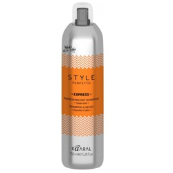 Фото Kaaral Style Perfetto Express Refreshing Dry Shampoo - Сухой шампунь, 150 мл