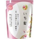 Kanebo Ichikami - Шампунь для сухой кожи головы и поврежденных волос, Горная сакура, 200 мл.