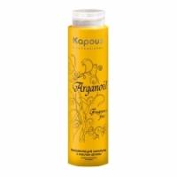 Купить Kapous Arganoil - Увлажняющий шампунь для волос с маслом арганы, 300 мл, Kapous Professional