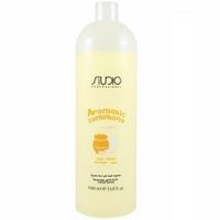 Купить Kapous Aromatic Symphony - Бальзам для всех типов волос Молоко и мед, 1000 мл, Kapous Professional