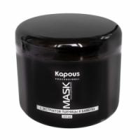 Kapous Caring Line - Маска с экстрактом пшеницы и бамбука, 500 мл