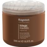 Фото Kapous Fragrance Free Magic Keratin Mask - Реструктурирующая маска с кератином, 500 мл