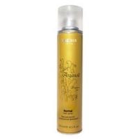 Kapous Fragrance Free Arganoil - Лак для волос нормальной фиксации с маслом арганы, 250 мл.