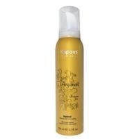 Kapous Fragrance Free Arganoil - Мусс для волос нормальной фиксации с маслом арганы, 150 мл.