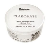 Kapous Professional Elaborate - Водный воск нормальной фиксации, 100 мл.