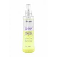 Kapous Professional Macadamia Oil - Масло для волос двухфазное с орехом Макадами, 200 мл