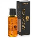 Kativa Argan Oil - Концентрат восстанавливающий, защитный для волос 4 масла, 60 мл