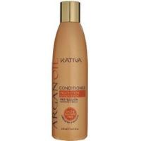 Kativa Argan Oil Conditioner - Кондиционер для волос увлажняющий с маслом арганы, 250 мл<br>