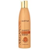 Купить Kativa Argan Oil Shampoo - Шампунь для волос увлажняющий с маслом арганы, 250 мл