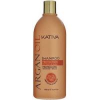 Купить Kativa Argan Oil Shampoo - Шампунь для волос увлажняющий с маслом арганы, 500 мл
