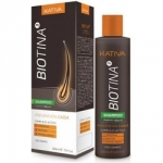 Фото Kativa Biotina 3 Shampoo - Шампунь против выпадения волос с биотином, 250 мл