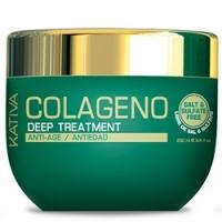 Купить Kativa Collageno - Маска восстанавливающая с коллагеном для всех типов волос, 250 мл