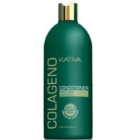 Kativa Collageno Conditioner - Кондиционер для волос восстанавливающий с коллагеном, 500 мл  - Купить