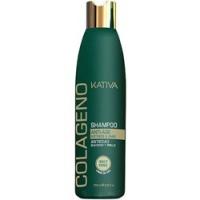 Купить Kativa Collageno Shampoo - Шампунь для волос восстанавливающий с коллагеном, 250 мл