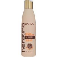 Купить Kativa Keratina - Крем укрепляющий для укладки с кератином для всех типов волос, 250 мл