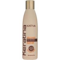 Купить Kativa Keratina Balsamo - Бальзам-кондиционер укрепляющий для всех типов волос с кератином, 250 мл