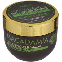 Купить Kativa Mаcadamia - Маска увлажняющая для нормальных и поврежденных волос, 250 мл