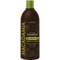Купить Kativa Mаcadamia Shampoo - Шампунь увлажняющий для нормальных и поврежденных волос, 500 мл