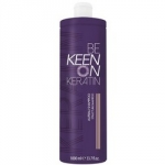 Keen Keratin Aufbau Shampoo - Шампунь для волос восстанавливающий, 1000 мл