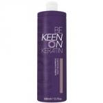 Фото Keen Keratin Aufbau Shampoo - Шампунь для волос восстанавливающий, 1000 мл